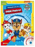 PAW Patrol: Malspaß mit CD