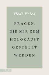 Fragen, die mir zum Holocaust gestellt werden
