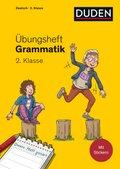 Übungsheft - Grammatik 2.Klasse