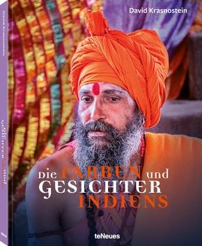 Die Farben und Gesichter Indiens
