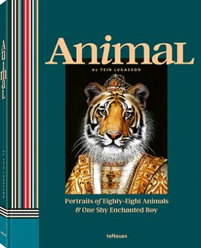 Bildband: Animal - Animal: Portraits of Eighty-Eight Animals & One Shy Enchanted Boy