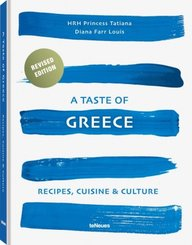 A Taste of Greece, New Edition