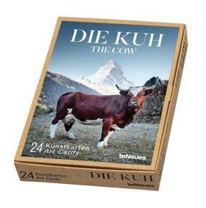 Die Kuh, Kunstkartenbox