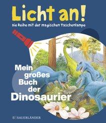 Mein großes Buch der Dinosaurier
