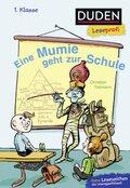 Eine Mumie geht zur Schule