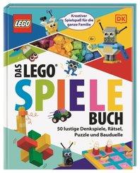 Das LEGO® Spiele Buch, mit 45 LEGO® Steinen