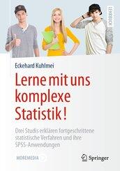 Lerne mit uns komplexe Statistik!