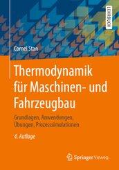 Thermodynamik f?r Maschinen- und Fahrzeugbau