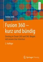 Fusion 360 - kurz und bündig