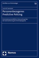 Personenbezogenes Predictive Policing