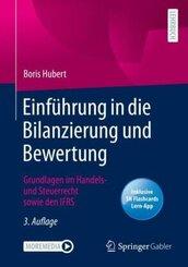 Einführung in die Bilanzierung und Bewertung, m. 1 Buch, m. 1 E-Book