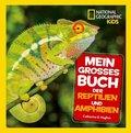 Mein großes Buch der Reptilien und Amphibien - National Geographic Kids