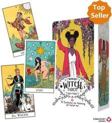 Modern Witch Tarot, 78 Tarotkarten mit Anleitung