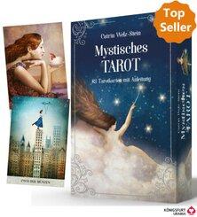 Mystisches Tarot, 83 Tarotkarten mit Anleitung