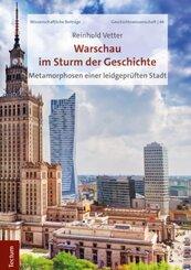 Warschau im Sturm der Geschichte