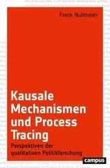 Kausale Mechanismen und Process Tracing