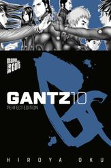 GANTZ - Perfect Edition - Bd.10