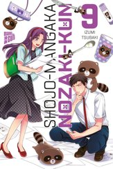 Shojo-Mangaka Nozaki-kun 9