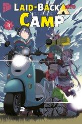 Laid-back Camp 3