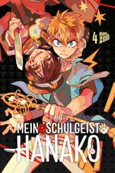 Mein Schulgeist Hanako - Bd.4