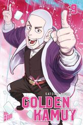 Golden Kamuy 9
