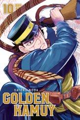 Golden Kamuy - Bd.10