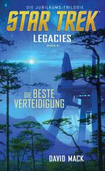 Star Trek - Legacies: Die beste Verteidigung