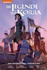 Die Legende von Korra Premium - Ruinen des Imperiums