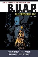 B.U.A.P. - Die Froschplage - Bd.4