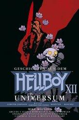 Geschichten aus dem Hellboy Universum - Bd.12