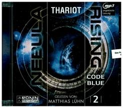 Nebula Rising - Code Blue, Audio-CD, MP3