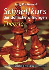 Schnellkurs der Schacheröffnungen, Theorie