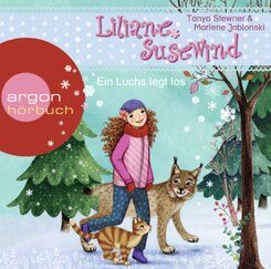 Liliane Susewind - Ein Luchs legt los, 1 Audio-CD