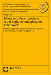 Schutz und Verantwortung in der digitalen und globalen Arbeitswelt