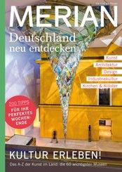 MERIAN MAGAZIN Kunst und Kultur in Deutschland