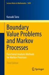 Boundary Value Problems and Markov Processes