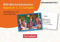 : Bild-Wortschatzkarten Fremdsprachen Sekundarstufe I