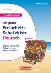 Freiarbeitsmaterial für die Grundschule - Deutsch: Freiarbeitsmaterial für die Grundschule - Deutsch - Klasse 3