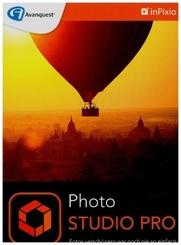inPixio Photo Studio 10 Professional, 1 DVD-ROM