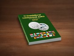 Catalogue EURO Coins and banknotes 2021