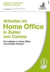 Arbeiten im Homeoffice in Zeiten von Corona