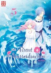 Die Braut des Wasserdrachen - Bd.5