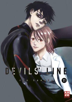 Devils' Line - Bd.11