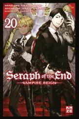 Seraph of the End - Bd.20