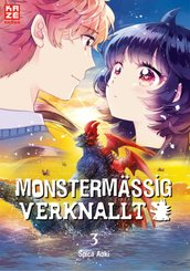 Monstermäßig verknallt - Bd.3