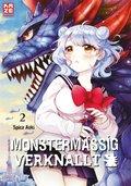 Monstermäßig verknallt - Bd.2