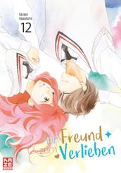 Ein Freund zum Verlieben - Bd.12