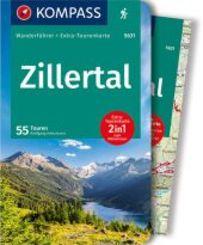 KOMPASS Wanderführer Zillertal, m. 1 Karte