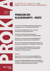 Prokla: Probleme des Klassenkampfs - heute