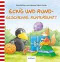 Der kleine Rabe Socke: Eckig und Rund - Geschenke kunterbunt!